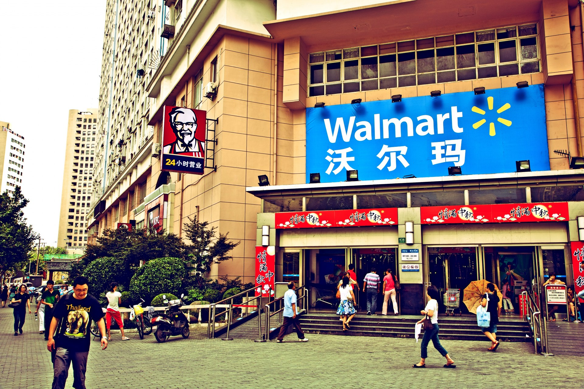 Here's a peek at Walmart's game-changing plan to trace food from China's farms to store shelves